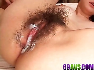 Asian Slut Yuki Mori Gets Fucked At Party While Everyone Watched Her