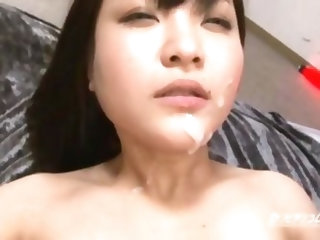 lucky guy fuck with group cutie