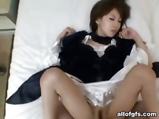 Cute Asian Slut Cam Show