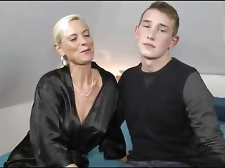 43 year old German Mom Amazing Fuck With Son