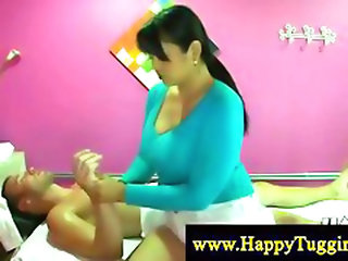Asian Disco Shemale With Lovely Bottom
